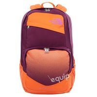 Plecak The North Face Wise Guy - pamplona purple/vermillion orange
