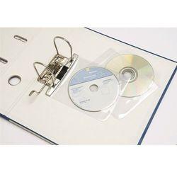 Kieszonki na płyty CD z możliwością wpięcia do segregatora Argo, 5 sztuk, 422045 - Super Ceny - Rabaty - Autoryzowana dystrybucja - Szybka dostawa - Hurt