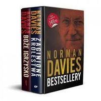 Pakiet - Norman Davies Bestsellery