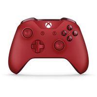 Kontroler bezprzewodowy do konsoli Xbox One (czerwony) - sprawdź w wybranym sklepie