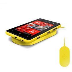 Ładowarka bezprzewodowa  dt-900 żółta qi (02733n5) - żółty od producenta Nokia