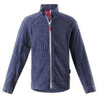 Bluza Polarowa mikroflis Reima POIJU granatowy wzór - produkt z kategorii- Pozostała moda i styl