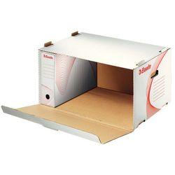 Pudło archiwizacyjne otwierane od przodu na pudła Esselte białe (360x258x540)
