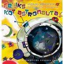 Feliks kot astronauta, książka w oprawie twardej