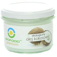 Olej kokosowy virgin BIO 180ml - Bio Food