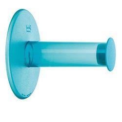 Koziol Wieszak na papier toaletowy (niebieski)  (4002942192719)
