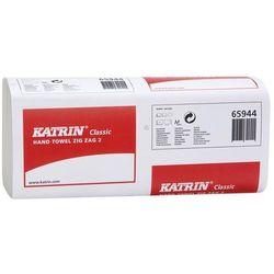 Ręcznik ZZ KATRIN biały 65944 op.3000 składek (6414300065944)