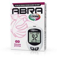 Glukometr abra zestaw do pomiaru glukozy we krwi x 1 sztuka marki Diagnosis