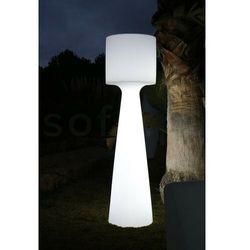 Sofa.pl New garden lampa ogrodowa grace 170 c biała - led