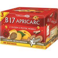 Witamina B17 Apricarc 180 kapsułek (8594006897822)