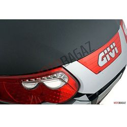 Kufer Givi E55N Maxia III (czarny, 55 litrów) (bagażnik motocyklowy)
