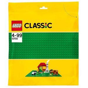 Lego CLASSIC Płytka konstrukcyjna - zielona 2210700