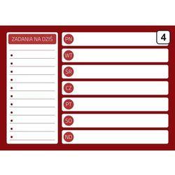 tablica suchościeralna planer 243