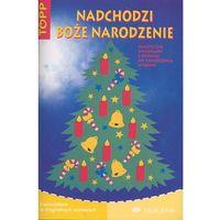 Nadchodzi Boże Narodzenie Świąteczne wycinanki z papieru do zawieszenia w oknie - Angelika Kipp