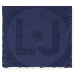 Ręcznik - telo jacquard v19110 t9891 core blue 93815 marki Liu jo
