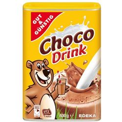 Choco drink  800g niemiecki napój wy instant z importu