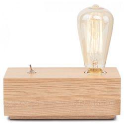 It's about romi Lampka nocna kobe z drewna jesionu -