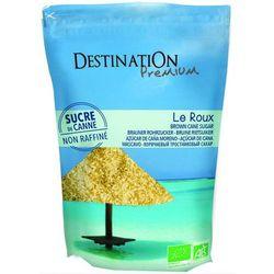 Cukier Trzcinowy Brązowy Nierafinowany 1kg Destination - BIO EKO (słodzik)