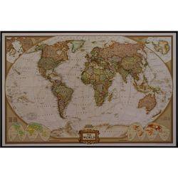 World Executive National Goographic Świat mapa ścienna z kategorii mapy