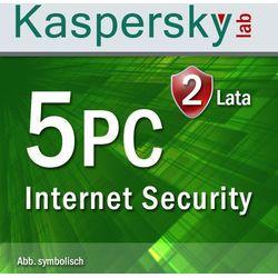 internet security multi device 2016 5 pc 2 lata wyprodukowany przez Kaspersky