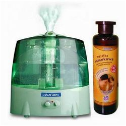 Antyalergiczny nawilżacz powietrza Family Care 79510 oraz Zabłocka Mgiełka Solankowa 950 ml, towar z kategorii: Nawilżacze powietrza