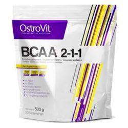 Ostrovit Extra Pure BCAA 2:1:1 500g z kategorii Aminokwasy