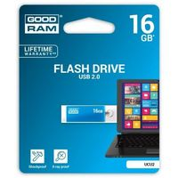 GOODRAM CUBE 16GB USB2.0 BLUE DARMOWA DOSTAWA DO 400 SALONÓW !! (5908267920329)