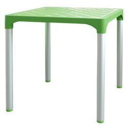 stół mp1351 viva, zielony marki Mega plast