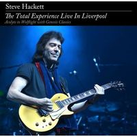 The Total Experience Live In Liverpool (CD+DVD) - Steve Hackett