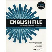 English File: Advanced: Workbook without Key (9780194502115)
