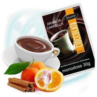 Czekolada do picia o smaku pomarańczowo-cynamonowym