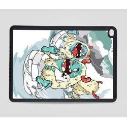 Etui na iPad Air 2: Yeti zjeżdżający na iglo, towar z kategorii: Pokrowce i etui na tablety