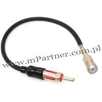 Redukcja przejściówka antenowa na kablu prosta, kup u jednego z partnerów