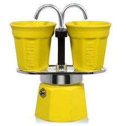 Kawiarka Mini Express BIALETTI Mini Express Espresso Maker (kolor żółty), 2_204559
