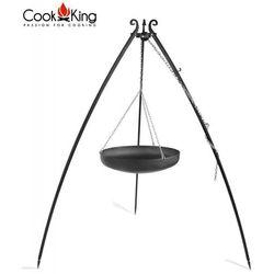 WOK na trójnogu wygiętym / 70CM, CookKing