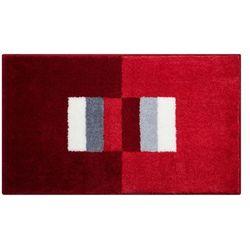 Grund Dywanik łazienkowy CAPRICIO, ruby czerwony, 70x120cm (8590507347828)