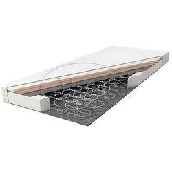 Magnat - producent mebli drewnianych i materacy Materac sprężynowy palmea 120x200