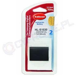 Hahnel HL-S1030 (odpowiednik Samsung BP-1030) - sprawdź w Cyfrowe.pl