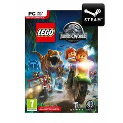 Lego jurassic world pl - klucz wyprodukowany przez Cenega