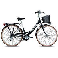 Rower  silverlife 120 czarny + odjazdowa oferta cenowa! + darmowy transport! marki Esperia