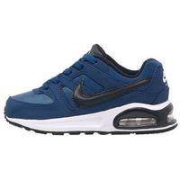 Nike Sportswear AIR MAX COMMAND Tenisówki i Trampki coastal blue/dark obsidian/black, towar z kategorii: Buty