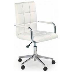Producent: profeos Pikowany fotel dla ucznia amber 2x - biały