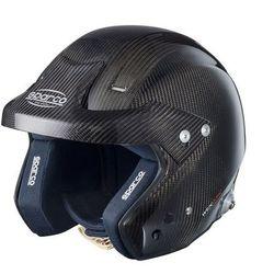 Kask otwarty Sparco WTX-J-9I 8860 (homologacja FIA) (kask motocyklowy)