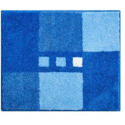 Grund Dywanik łazienkowy MERKUR, niebieski, 50x60cm (8590507348986)