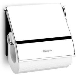 Uchwyt na papier toaletowy stal błyszcząca Brabantia (8710755414589)