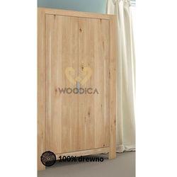 Woodica Szafa dębowa vernalis 02 2d+przegroda