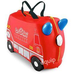 Trunki Walizka dla dzieci  wóz strażacki frank - frank, kategoria: walizeczki