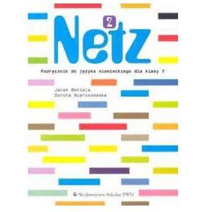 Netz 2. Język Niemiecki. Podręcznik + CD-ROM. Klasa 5. Szkoła Podstawowa (128 str.)