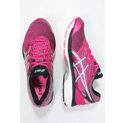 ASICS GELCUMULUS 18 Obuwie do biegania treningowe sport pink/aruba blue/black - produkt dostępny w Zalando.pl