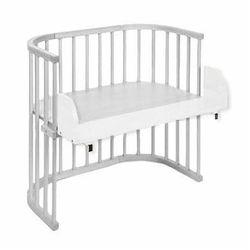 TOBI Babybay Maxi Rozszerzenie łóżeczka/regał kolor biały - produkt z kategorii- Regały i półki